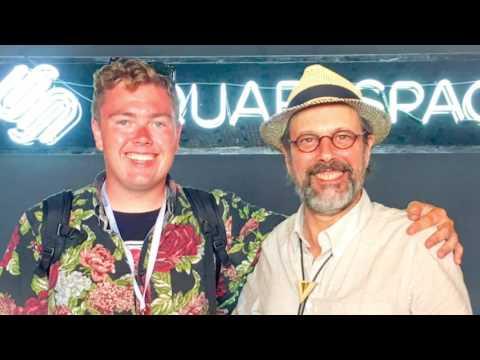 Bob Boilen Interview: Backstage With Geoffrey Morrissey