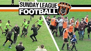 Sunday League Football - SCENES (VS SE DONS)
