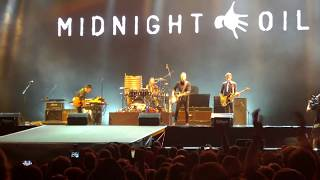 Midnight Oil - Colours Of Ostrava 2017