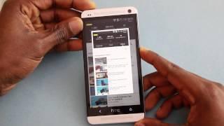 HTC ONE Screenshot machen - Wie macht man mit dem HTC ONE einen Screenshot Deutsch