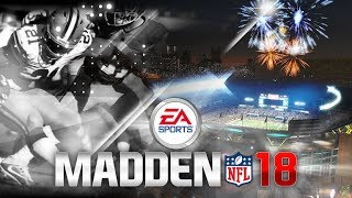 Madden 18 online team play and new gameplay details revealed!