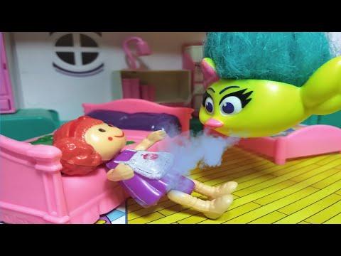 عفريت بيطير لوحده👹👹العاب سيمبا سون!! حكايات بالعربية للأطفال،The Flying Sprite