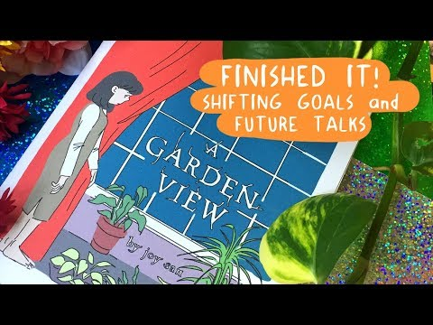 STUDIO VLOG | Finished my new comic, shifting goals, and a future talk