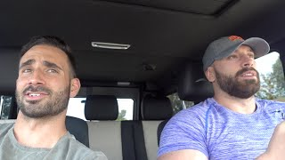 Driving to Ikea With Bradley Martyn