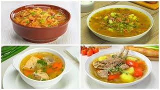 4 настоящих супа которые необходимы после бурного застолья Рецепты от Всегда Вкусно