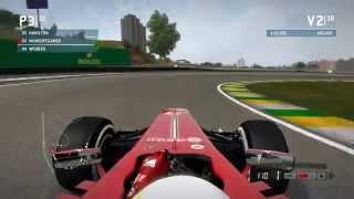 Formula 1 2013 : Corrida Brasil 60FPS #40