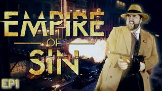 (Let's Play Narratif) - Empire of Sin - Episode 1
