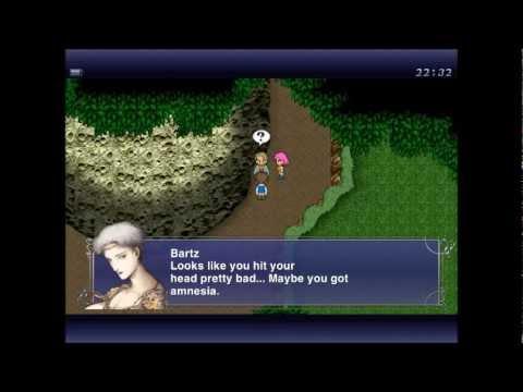 Final Fantasy V IOS REMAKE Gameplay - IPhone - IPad