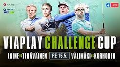 Viaplay Challenge Cup | Perjantaina 15.5. Viaplayssa, Viasat Urheilulla & Viasat Urheilun FB-tilillä