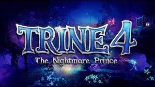 Trine 4 The Nightmare Prince. ч11. Черничный лес