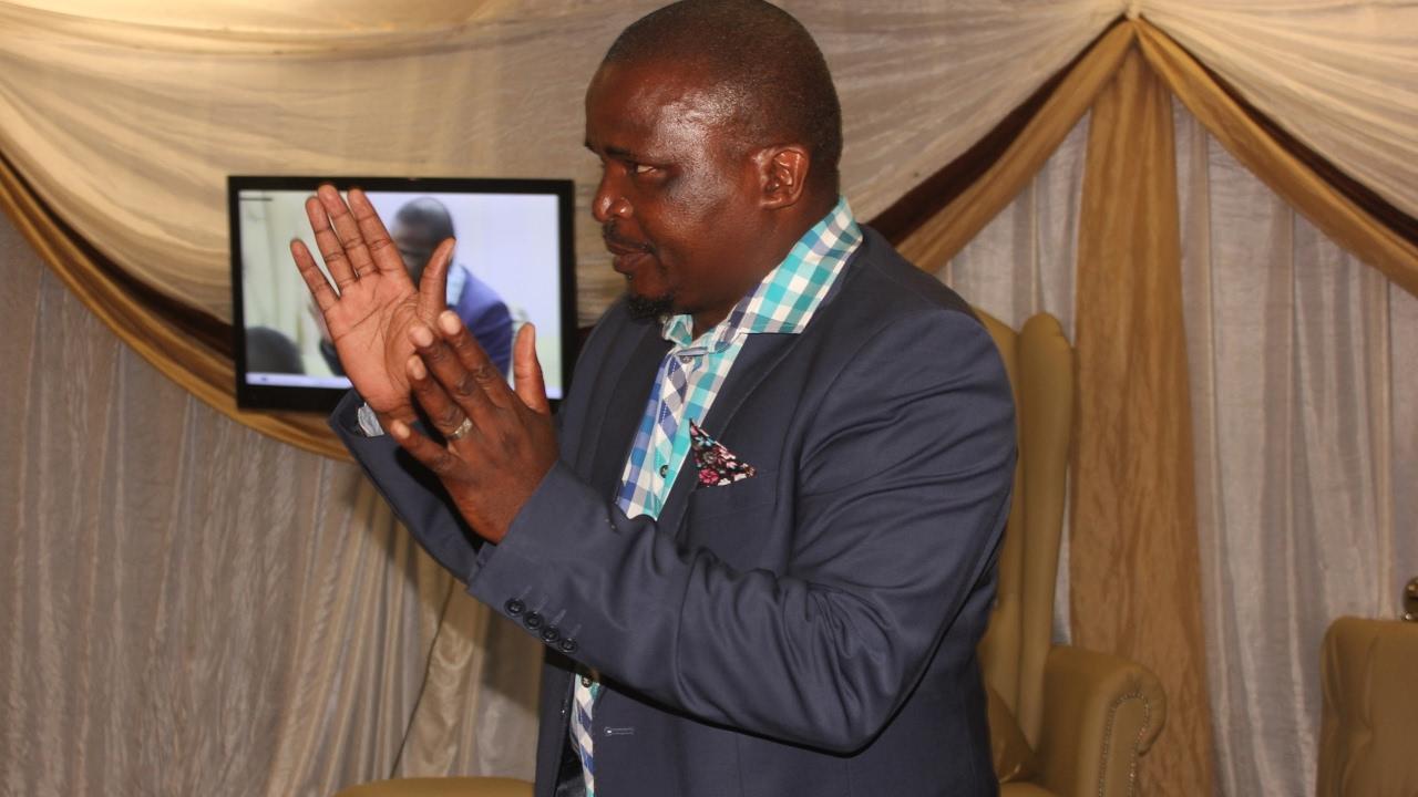 Download THE GRACE SUNDAY SERVICE  WITH APOSTLE MULADZASHANGO MUDAU 07/10/2018