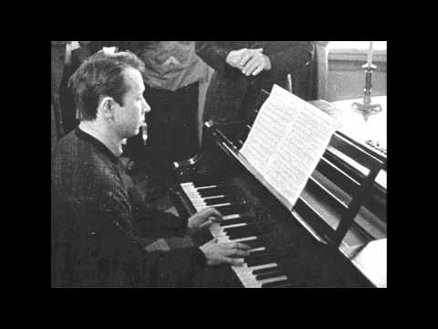 Mikhail Pletnev plays Brahms Handel Variations op. 24 - live 1995