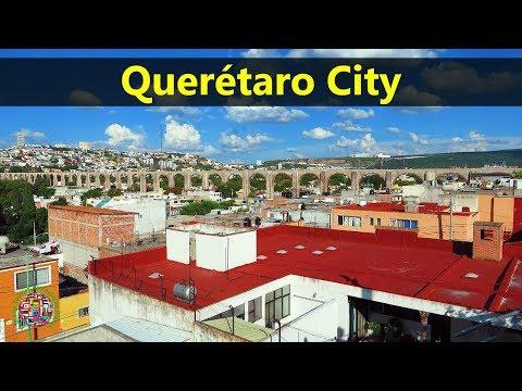 Best Tourist Attractions Places To Travel In Mexico | Querétaro City Destination Spot