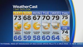 9/22 Morning Forecast