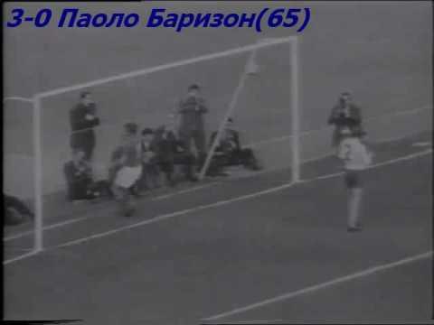 QWC 1966 Italy vs. Poland 6-1 (01.11.1965) (re-upload)