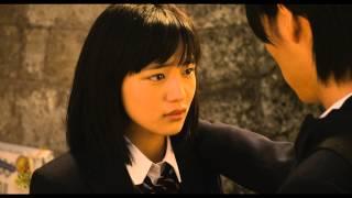 川口春奈と福士蒼汰 映画「好きっていいなよ。」 特報で一番のキスシー...