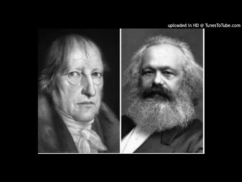 The Opposite of the Idealistic Dialectic of Hegel and the Marxist Dialectical Method2