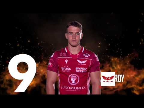 Scarlets team to fave Benetton Treviso, PYS, 9.11.19