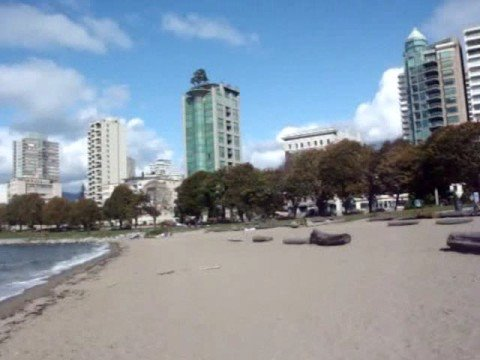 Vancouver B.C. - English Bay Beach ( Canada )