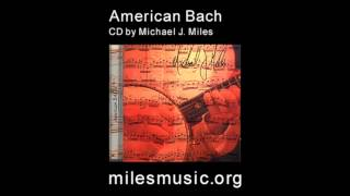 Suite for the Americas, Dorian - clawhammer banjo - Michael J. Miles