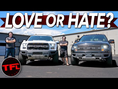 Here Is Why I'm Selling My New V6 Raptor & Bought the Old V8 Raptor-Dude, I Love or Hate My New Ride