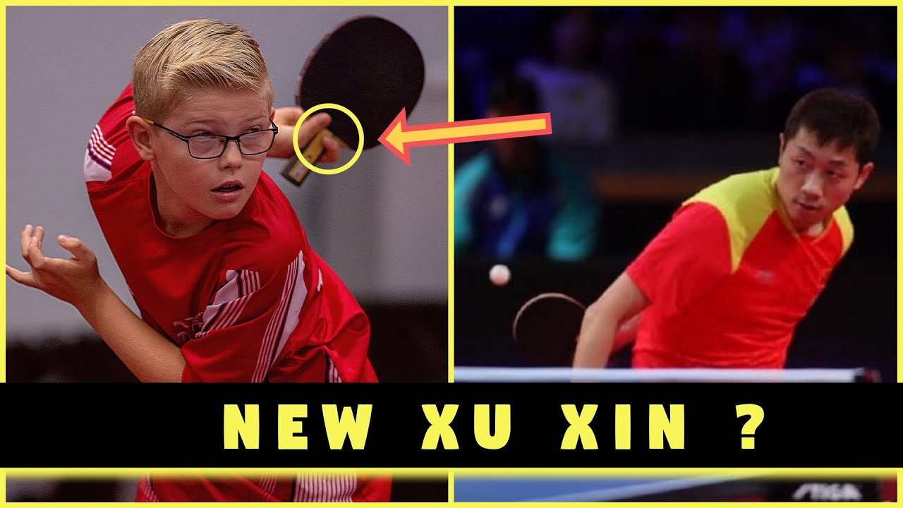 New Xu Xin of Europe