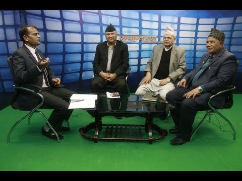 Panel discussion on TVET policy in Nepal