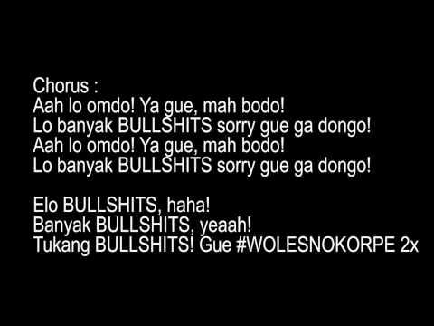 Oddy MC feat Young Lex -WOLES NO KORPE- LYRIC VIDEO