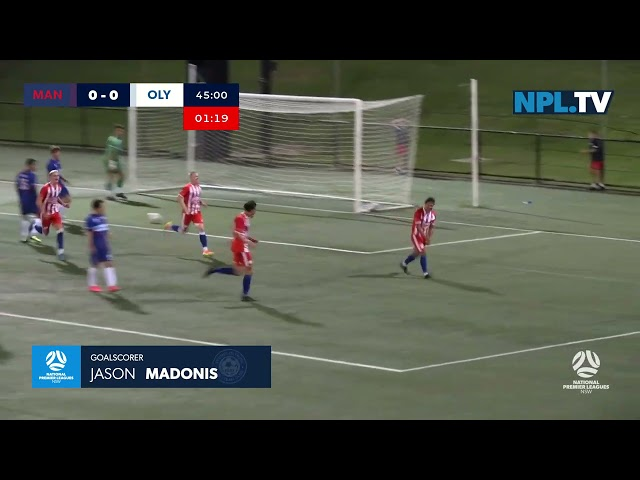 NPL NSW Men's Round 7 – Manly United v Sydney Olympic