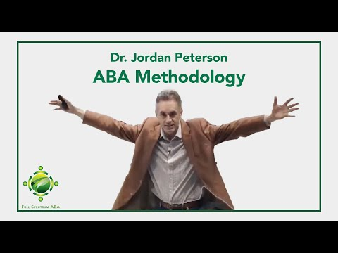 Agoraphobia Treatment: Dr. Jordan Peterson explains ABA Methodology Mp3