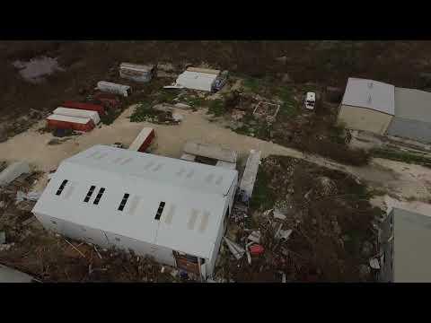 Turks and Caicos Hurricane Irma Damage