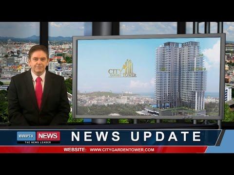 City Garden Tower - Donald Trump - Marine Department in Pattaya