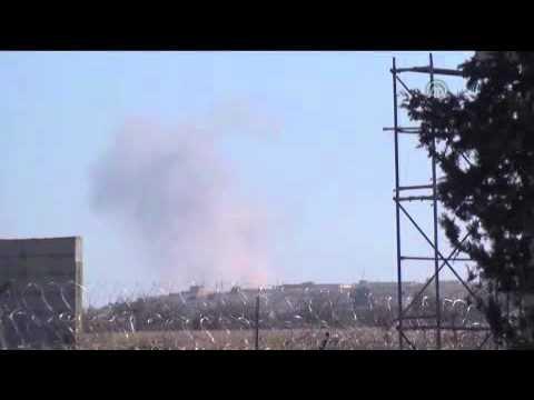 US led coalition hit Daesh targets in Jarabulus