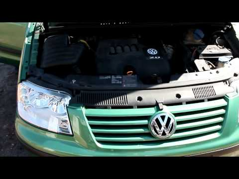 Двигатель на Volkswagen Sharan Фольксваген 2001г 2.0 бензин газ