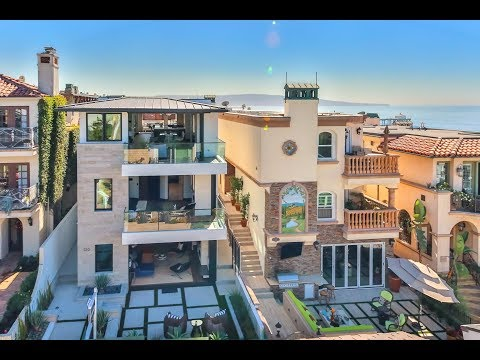 Manhattan Beach Walk Street Coastal Home | 1 Min Walk to Bea