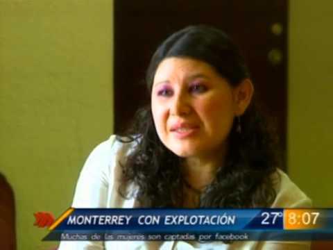Las Noticias - Monterrey segundo lugar en trata de personas