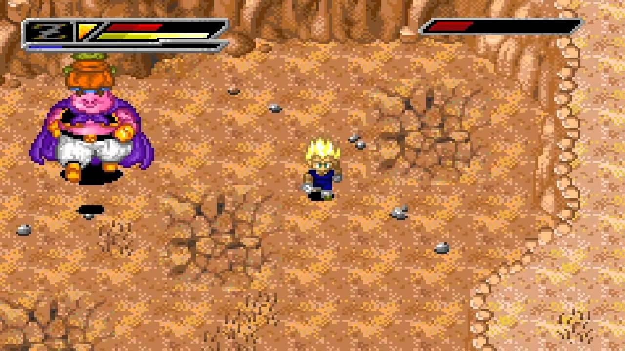 Dragon Ball Z - Buu's Fury ROM Download for GBA | Gamulator