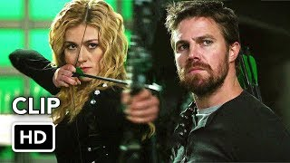 "Arrow 8x05 ""Oliver Trains Mia"" Clip (HD)"