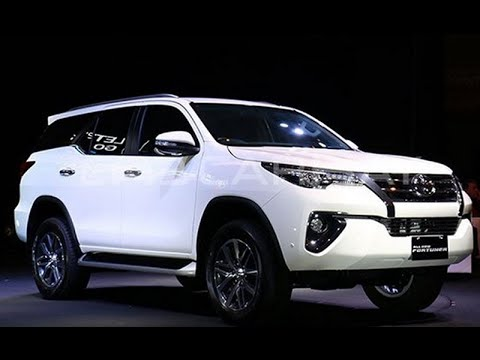 All New Toyota Fortuner 2016 17 Model Exterior And Interior With Full Specification Youtube