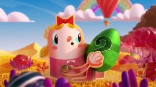 King - Candy Crush Saga (NL) (2014) (2) HD TV Spot