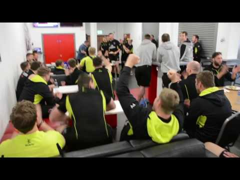 The Ulster Squad react to the British and Irish Lions Squad Announcement