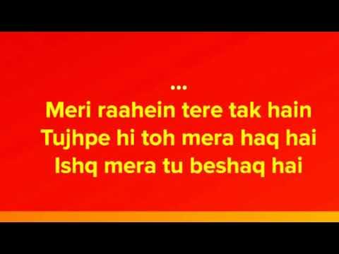 tera-ban-jaunga-karaoke-with-lyrics-(instrumental-cover)