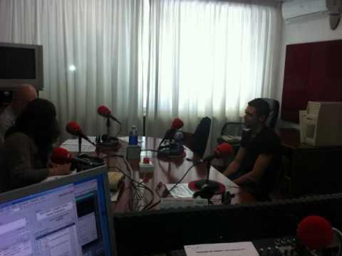 Entrevista a Rafa Blanco en Onda Sevilla Radio.wmv