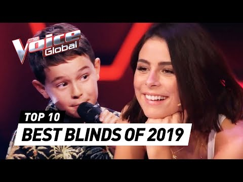 BEST BLIND AUDITIONS of 2019 | The Voice Kids Rewind