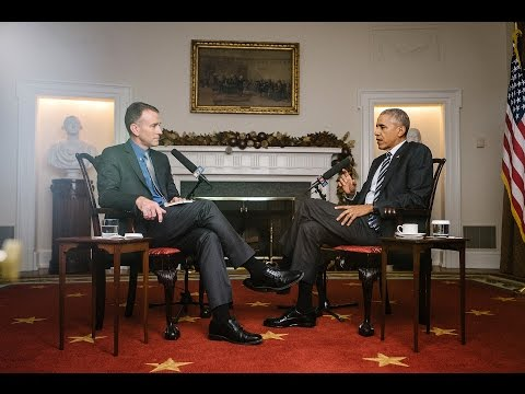 NPR's Exit Interview With President Obama | Morning Edition | NPR