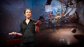 How we experience time and memory through art | Sarah Sze
