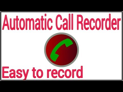 How to Record a Phone Call on Your Android Phone Automatically | Just IT Tricks