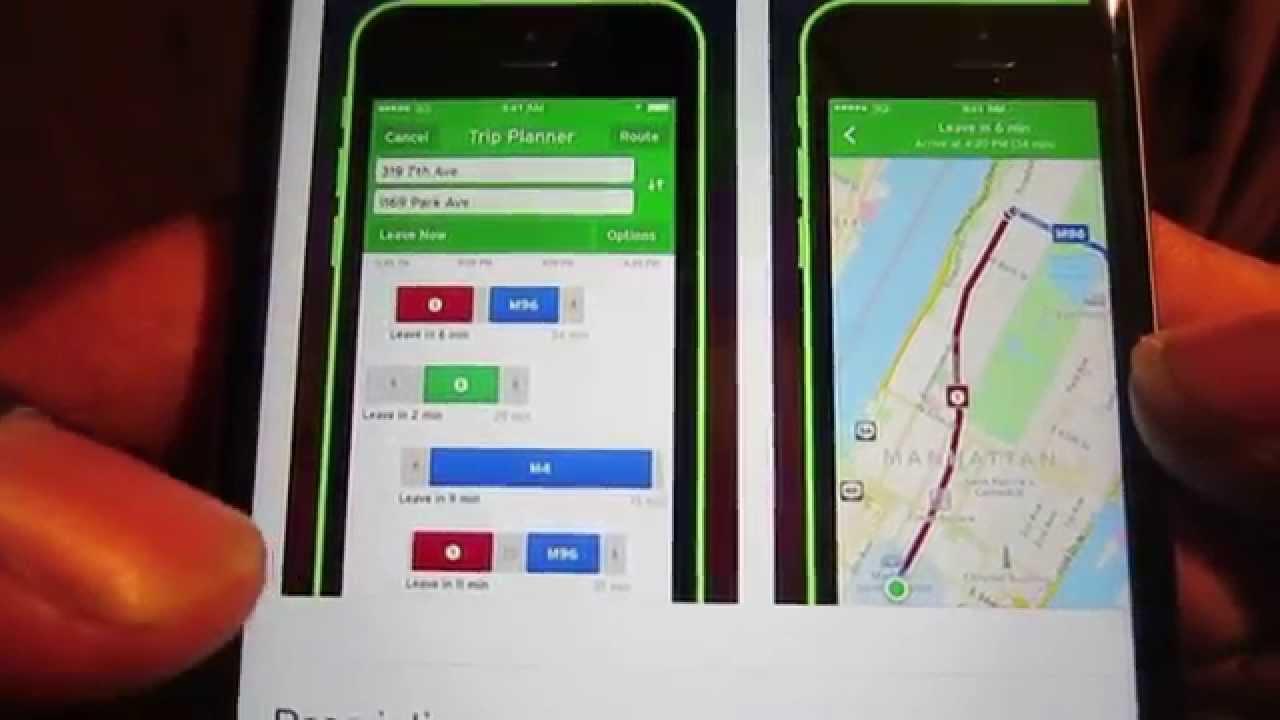 Transit-BEST Bus & Rail App! How To Navigate Major Cities