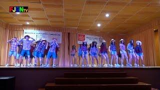 07.El venao/Saturday night/Levantando las manos - Bailes IES Gilabert de Centelles 2015 Nules