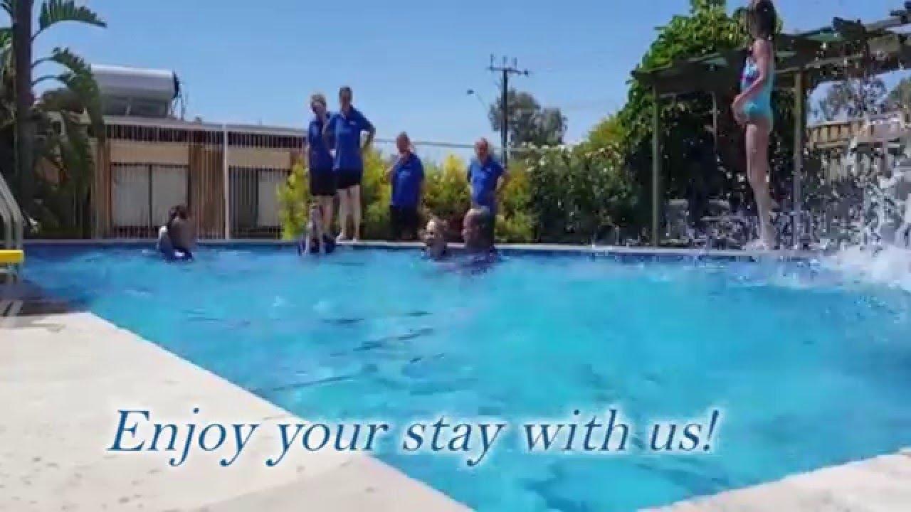 Acacia Motor Inn Port Augusta Swimming Pool Renovation Acacia Ridge Motor Inn